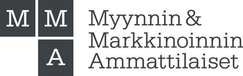 Myynnin ja markkinoinnin ammattilaiset logo