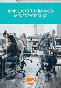 Henkilöstötutkimuksen menestystekijät -raportti