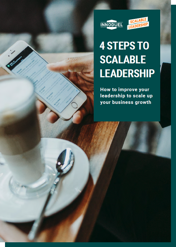eBook: 4 Steps To Scalable Leadership